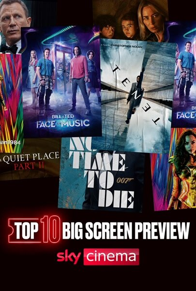 Top Ten: Big Screen Preview - Top Ten: Big Screen Preview (S2020 E35)