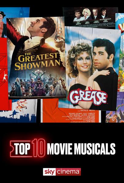 Top Ten: Musicals - Top Ten: Musicals (S2020 E36)