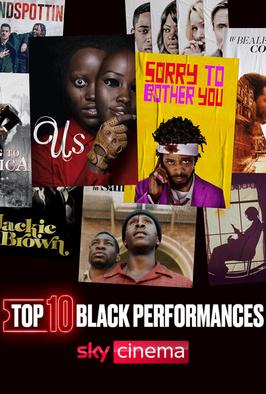 Black Performances: The Top... - Black Performances: The Top Ten Show (S2020 E40)