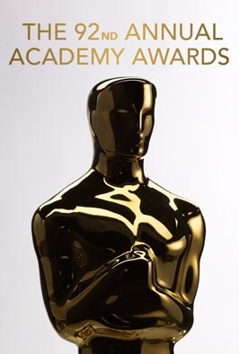 The 92nd Annual Academy Awards
