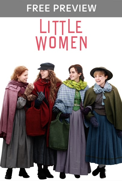 Free Preview Little Women