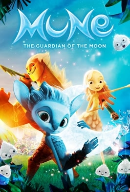 Mune: The Guardian of the Moon
