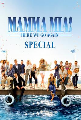 Mamma Mia - Here We Go Again