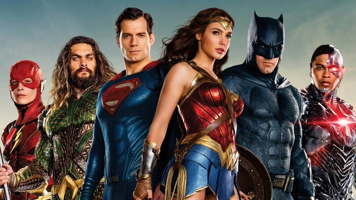 Watch Justice League Online