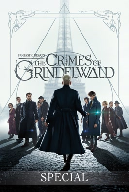 Fantastic Beasts- The Crimes Of Grindelwald: Special: Sky Cinema takes a behind-the-scenes look at the latest trip into JK Rowling's wizarding wo