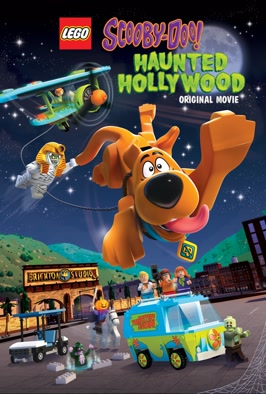 Lego Scooby Doo!: Haunted Hollywood: Scooby and the gang have another mystery to solve when classic movie monsters pitch up during a Hollywood studio tour