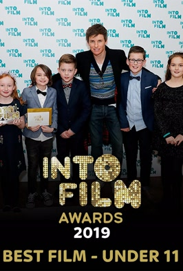 Into Film Awards 2019 Film - Under 11: Won by year five children at Hornsea Community Primary School in East Riding for Anti Bullying - a film about the harsh, lonely reality of bully