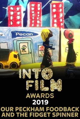 Our Peckham: Foodbank and the Fidget Spinner: The winner of Best Animation at the 2019 Into Film Awards, made by young people from Bell Gardens Animation Club and Rainbow Collective in Lon
