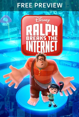 Ralph Breaks The Internet Free