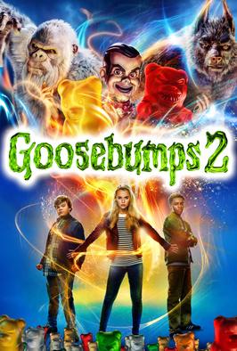 Goosebumps 2