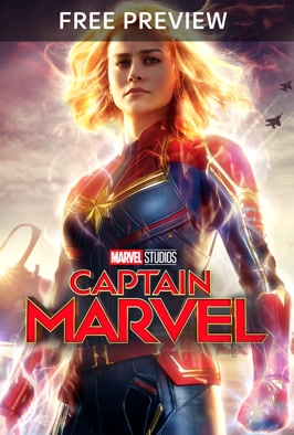 Free Preview Captain Marvel (2019)