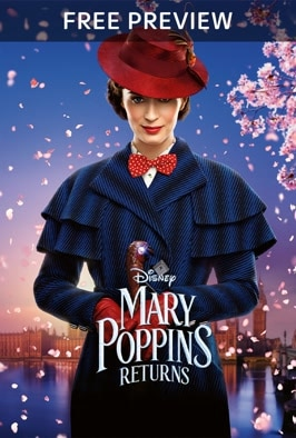 Free Preview Mary Poppins Returns