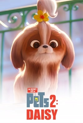 The Secret Life Of Pets 2: Daisy