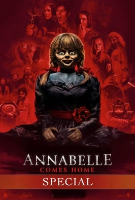 Annabelle Comes Home: Special
