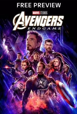 Free Preview Avengers: Endgame