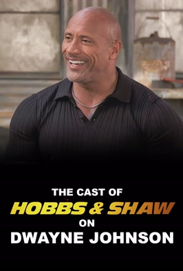 The Cast of Hobbs & Shaw on