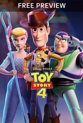 Free Preview Toy Story 4