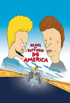 Beavis And Butt-Head Do America image