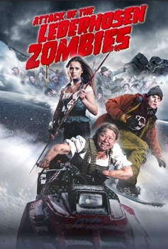 Attack Of The Lederhosen Zombies image
