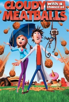 Cloudy With A Chance Of Meatballs image