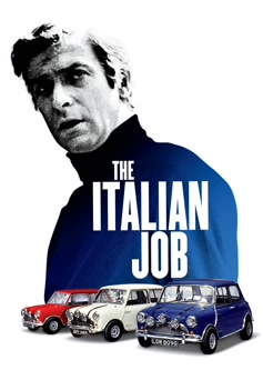 The Italian Job (1968) image