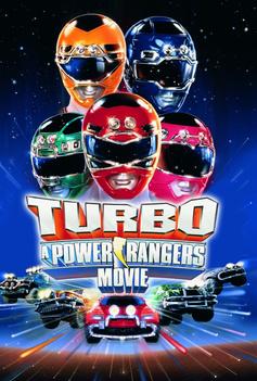 Turbo: A Power Rangers Movie image