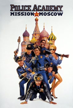 Police Academy: Mission To Moscow image