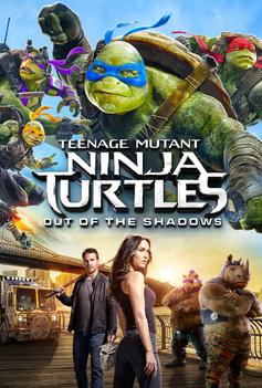 Teenage Mutant Ninja Turtles:... image