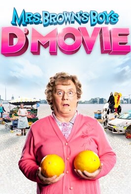 Mrs. Brown's Boys D' Movie