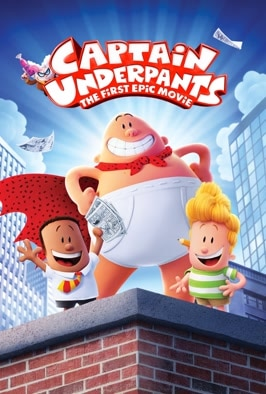 Captain Underpants: The First... (2017)