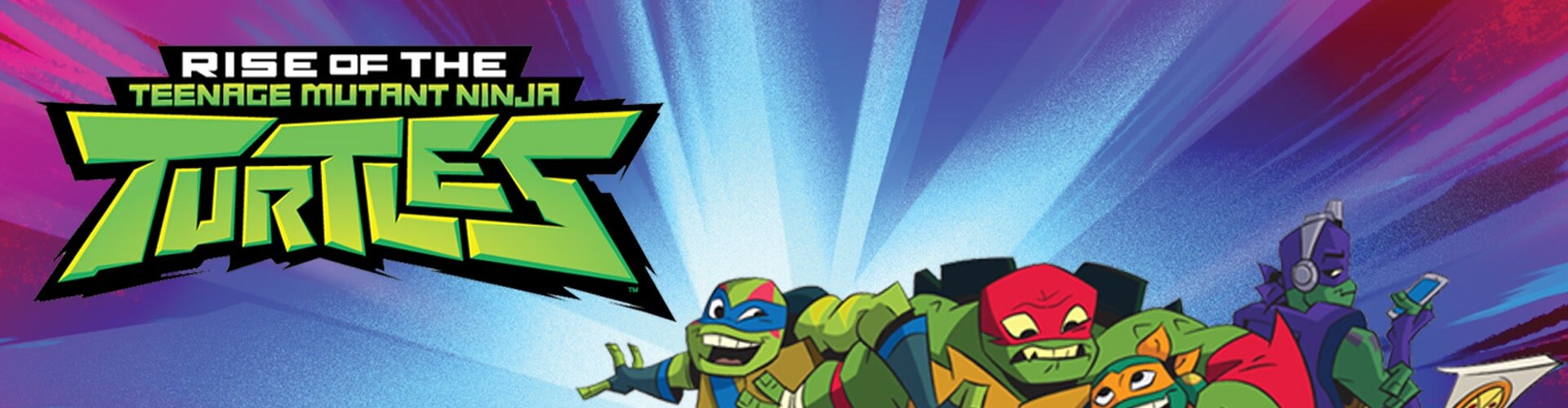 Watch Rise of the Teenage Mutant Ninja... Online