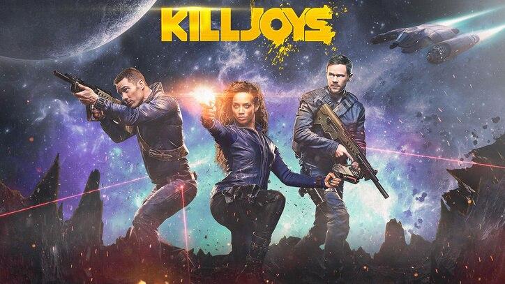 Watch Killjoys Online