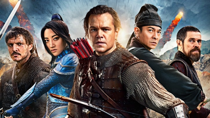 Watch The Great Wall Online
