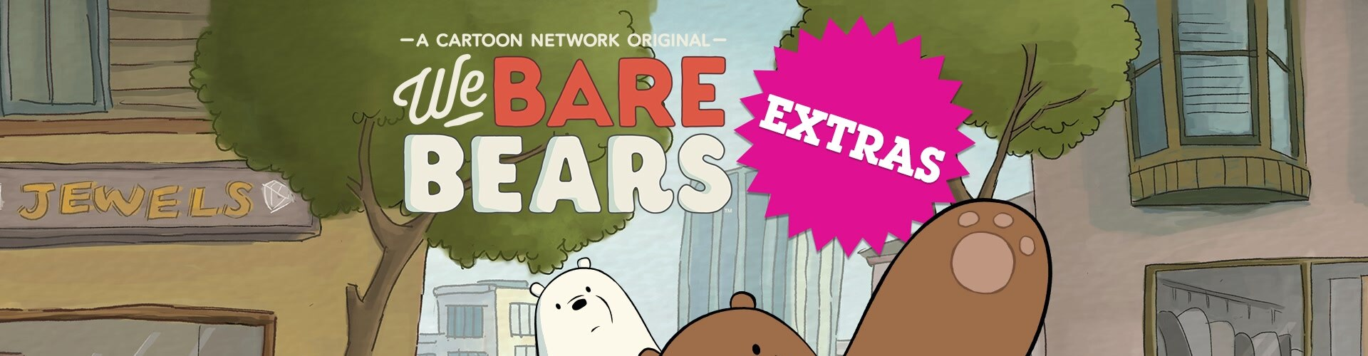 Watch We Bare Bears: Extras Online