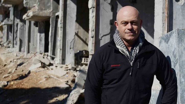 Watch Ross Kemp: Fight Against Isis Online