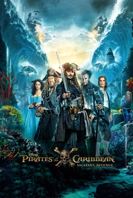 Pirates Of The Caribbean....