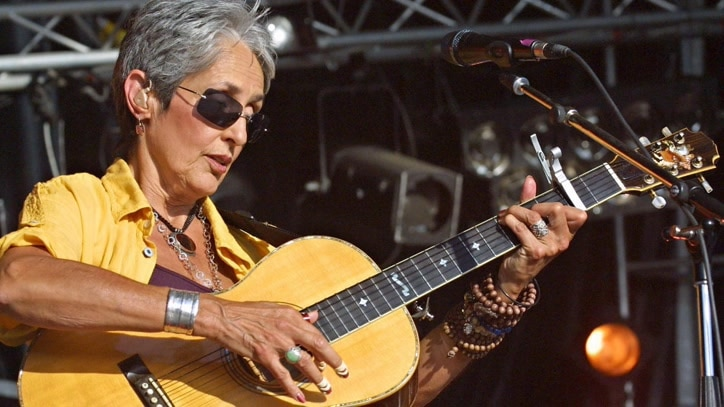 Watch Joan Baez: Soundstage Presents Online