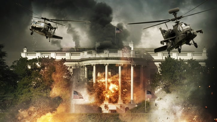 Watch President Under Siege Online