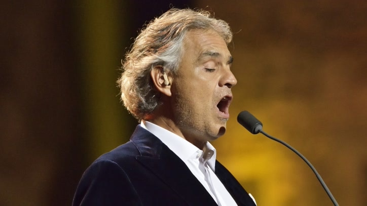 Watch Andrea Bocelli: Cinema Online