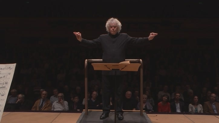 Watch LSO: Sir Simon Rattle... Online