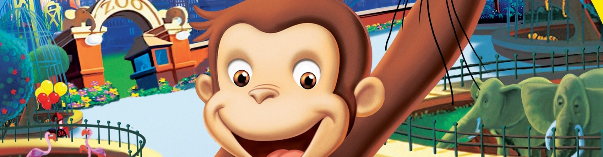 Watch Curious George Online