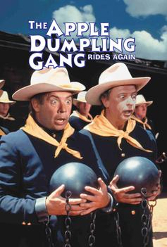The Apple Dumpling Gang Rides... image