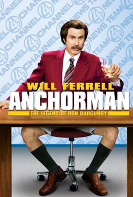 Anchorman: The Legend Of Ron...