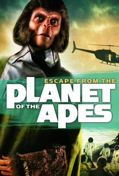 Escape From The Planet Of The Apes image