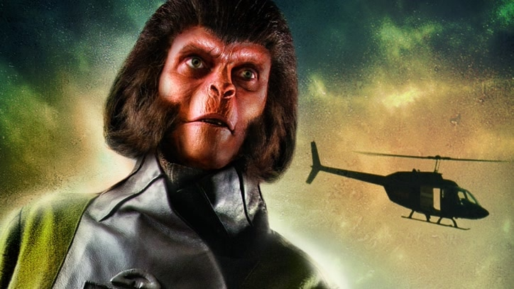 Watch Escape From The Planet Of The Apes Online