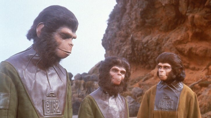 Watch Planet Of The Apes (1968) Online