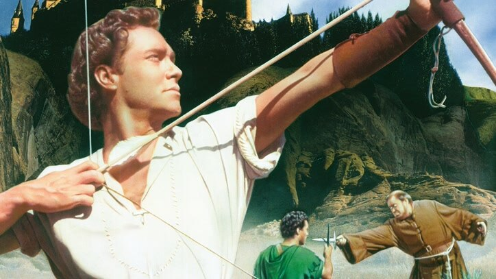 Watch The Story of Robin Hood and... Online