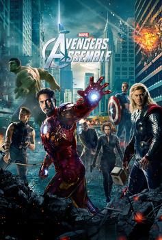 Avengers Assemble image