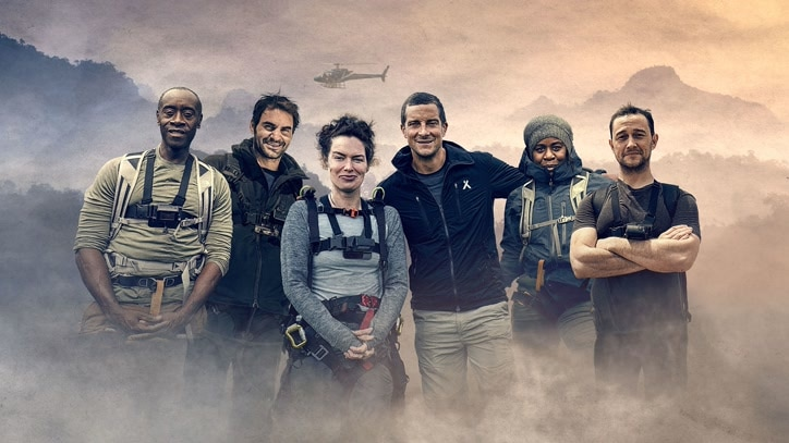 Watch Running Wild with Bear Grylls Online