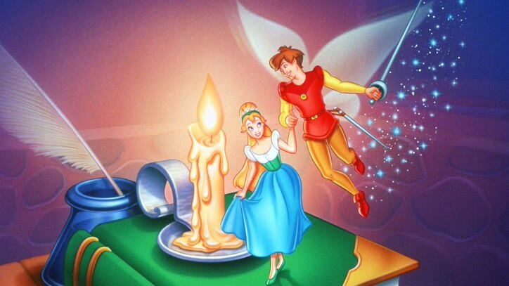 Watch Thumbelina Online